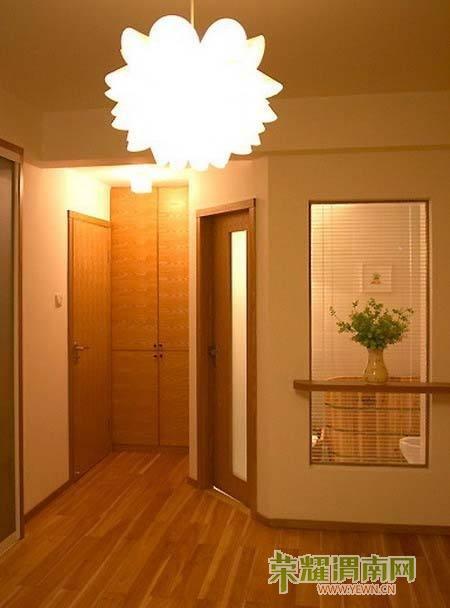 交换空间小户型 进门屏风隔断效果图 家居装饰