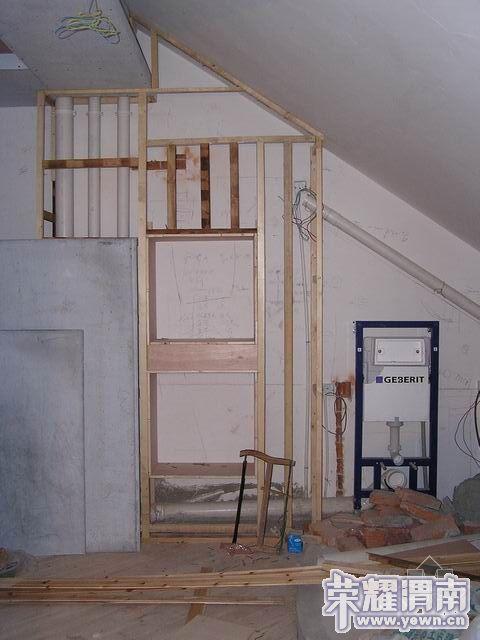 室内装修施工现场图解 他山之石可以攻玉,献给准备装修的朋友 家居